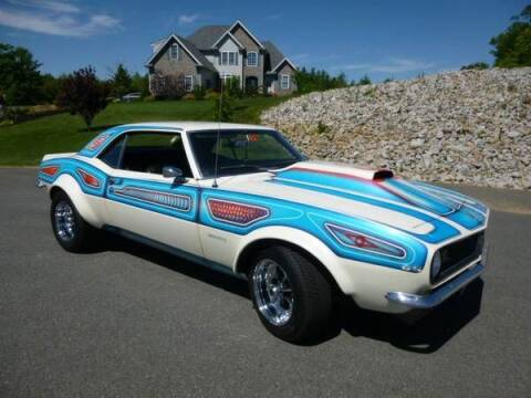 1968 Chevrolet Camaro for sale at Haggle Me Classics in Hobart IN