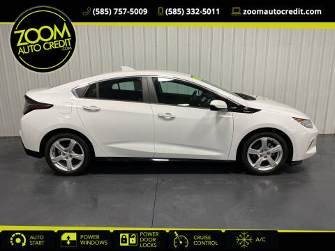 2016 Chevrolet Volt for sale at ZoomAutoCredit.com in Elba NY