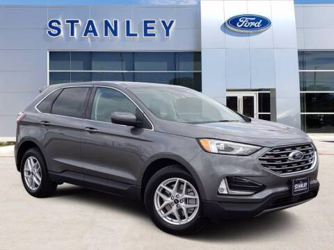 2021 Ford Edge for sale at Stanley Ford Gilmer in Gilmer TX
