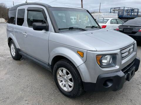 2008 Honda Element for sale at Ron Motor Inc. in Wantage NJ