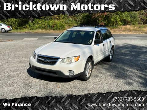 2009 Subaru Outback for sale at Bricktown Motors in Brick NJ