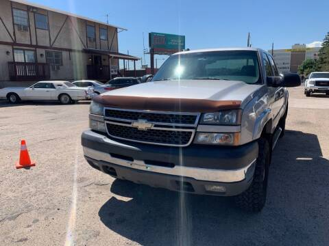 2005 Chevrolet Silverado 2500HD for sale at Accurate Import in Englewood CO