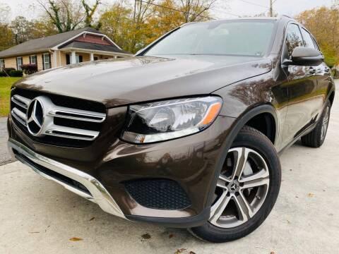 2018 Mercedes-Benz GLC for sale at E-Z Auto Finance in Marietta GA