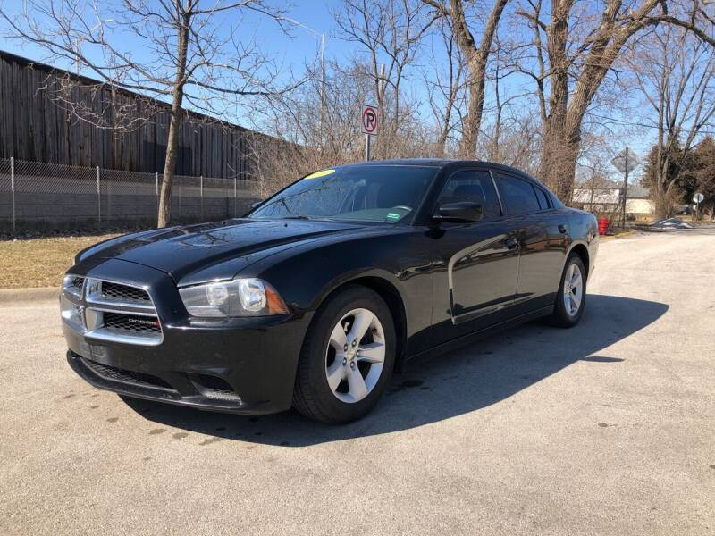 2013 Dodge Charger for sale at Posen Motors in Posen IL