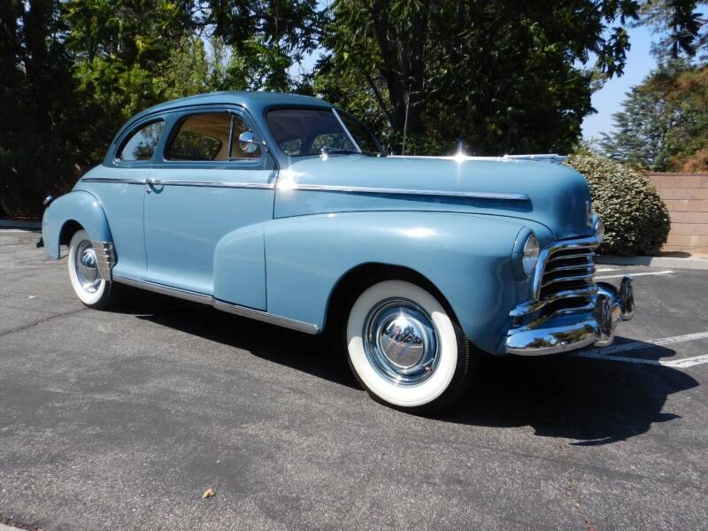 1946 Chevrolet Stylemaster Coupe for sale at California Cadillac & Collectibles in Los Angeles CA