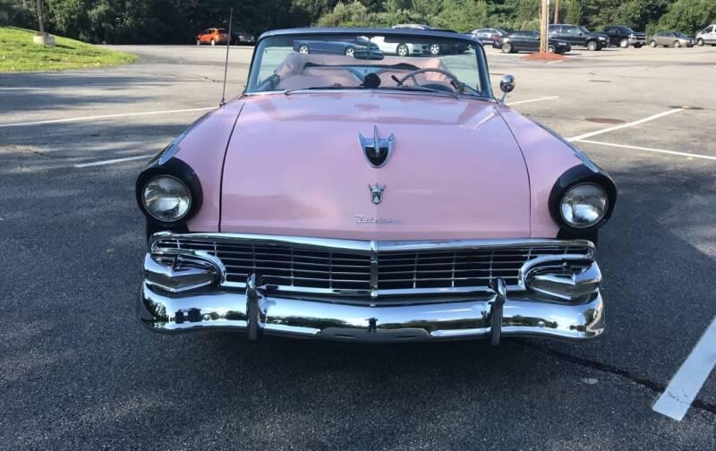 1956 Ford Sunliner  - Westford MA