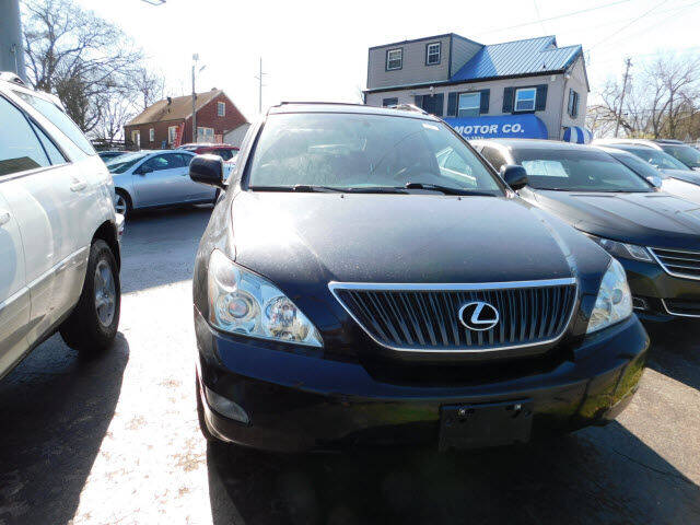 2005 Lexus RX 330 for sale at WOOD MOTOR COMPANY in Madison TN