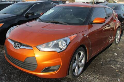2013 Hyundai Veloster for sale at Express Auto Sales in Lexington KY