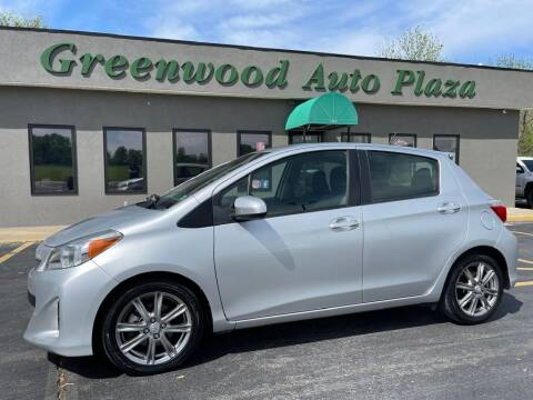 2012 Toyota Yaris for sale at Greenwood Auto Plaza in Greenwood MO