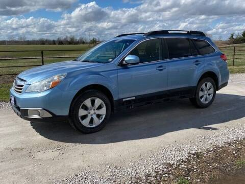 2010 Subaru Outback for sale at The Ranch Auto Sales in Kansas City MO