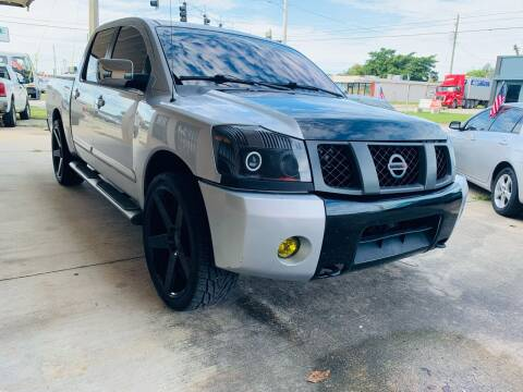 2006 Nissan Titan for sale at Eastside Auto Brokers LLC in Fort Myers FL