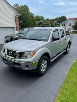 2010 Nissan Frontier for sale at CRS 1 LLC in Lakewood NJ