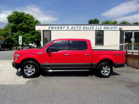 2017 Ford F-150 for sale at Swanny's Auto Sales in Newton NC