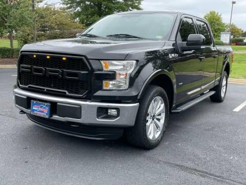 2015 Ford F-150 for sale at Mack 1 Motors in Fredericksburg VA