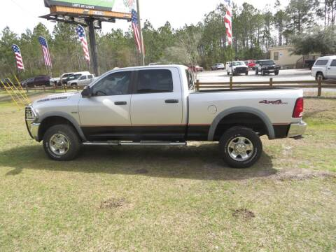 2011 RAM Ram Pickup 2500 for sale at Ward's Motorsports in Pensacola FL