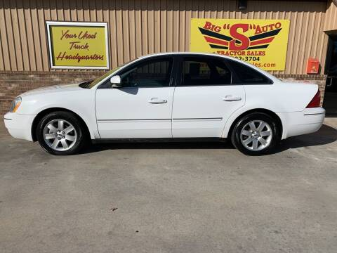 2005 Ford Five Hundred for sale at BIG 'S' AUTO & TRACTOR SALES in Blanchard OK