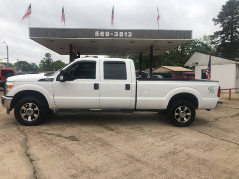 2014 Ford F-250 Super Duty for sale at BOB SMITH AUTO SALES in Mineola TX