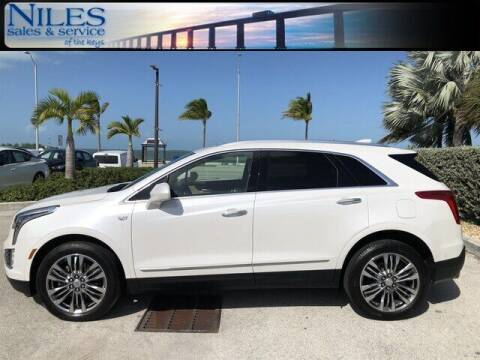 2018 Cadillac XT5 for sale at Niles Sales and Service in Key West FL