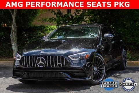 2020 Mercedes-Benz AMG GT for sale at Gravity Autos Atlanta in Atlanta GA