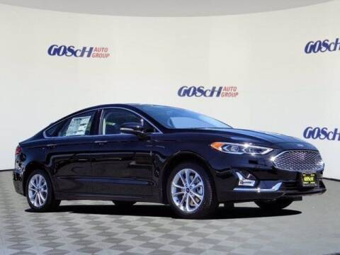 2020 Ford Fusion Energi for sale at BILLY D SELLS CARS! in Temecula CA