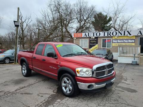 2007 Dodge Ram Pickup 1500 for sale at Auto Tronix in Lexington KY