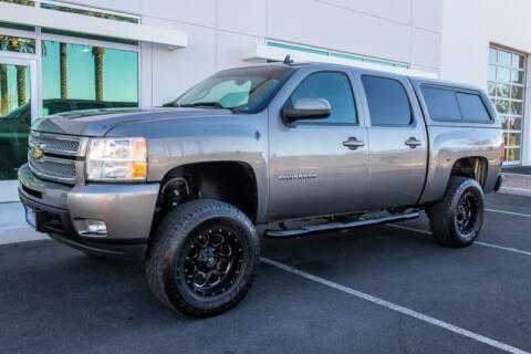 2012 Chevrolet Silverado 1500 for sale at REVEURO in Las Vegas NV