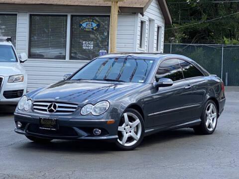 2009 Mercedes-Benz CLK for sale at Kugman Motors in Saint Louis MO