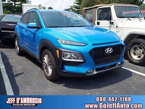2018 Hyundai Kona for sale at Jeff D'Ambrosio Auto Group in Downingtown PA