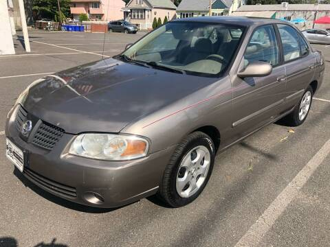 2006 Nissan Sentra for sale at EZ Auto Sales , Inc in Edison NJ