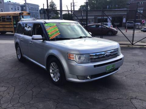 2009 Ford Flex for sale at Adams Street Motor Company LLC in Boston MA