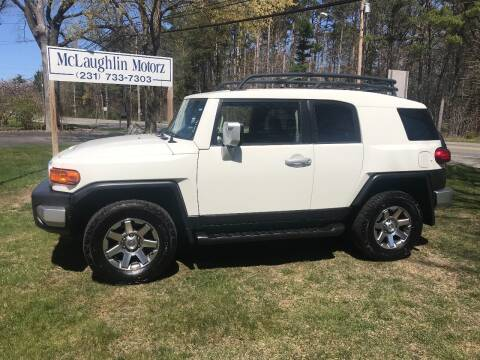 2014 Toyota FJ Cruiser for sale at McLaughlin Motorz in North Muskegon MI