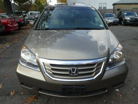 2009 Honda Odyssey for sale at Wheels and Deals in Springfield MA
