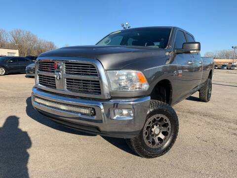 2011 RAM Ram Pickup 2500 for sale at Auto Mall of Springfield north in Springfield IL