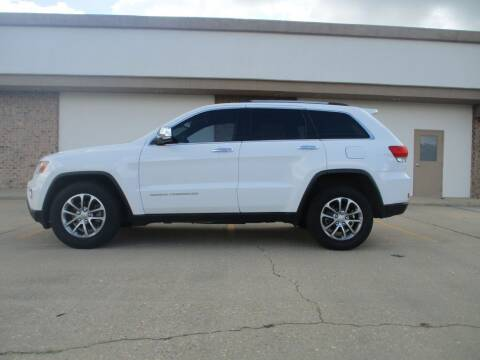 2015 Jeep Grand Cherokee for sale at A & P Automotive in Montgomery AL