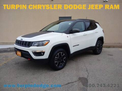 2019 Jeep Compass for sale at Turpin Dodge Chrysler Jeep Ram in Dubuque IA