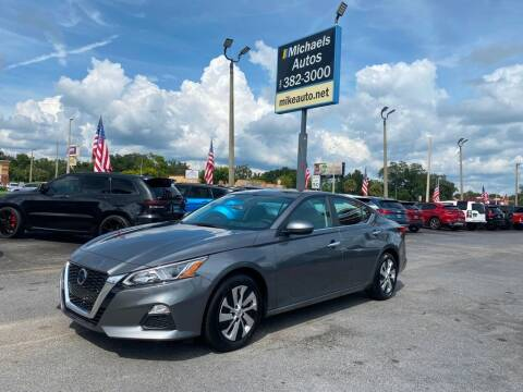 2020 Nissan Altima for sale at Michaels Autos in Orlando FL