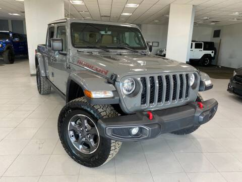 2020 Jeep Gladiator for sale at Auto Mall of Springfield in Springfield IL