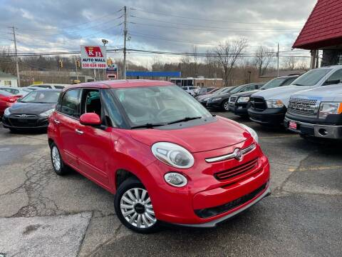 2014 FIAT 500L for sale at KB Auto Mall LLC in Akron OH