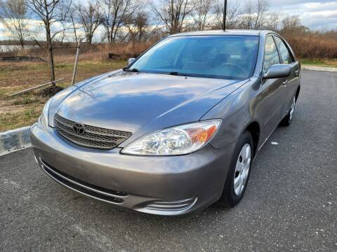 2003 Toyota Camry for sale at DISTINCT IMPORTS in Cinnaminson NJ