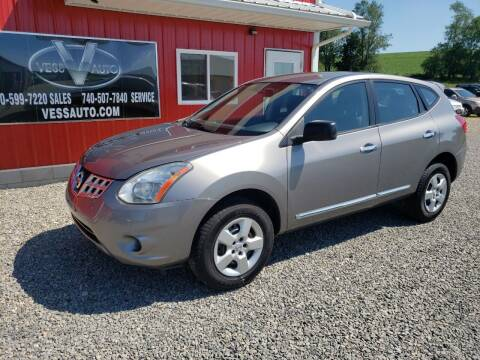 2013 Nissan Rogue for sale at Vess Auto in Danville OH
