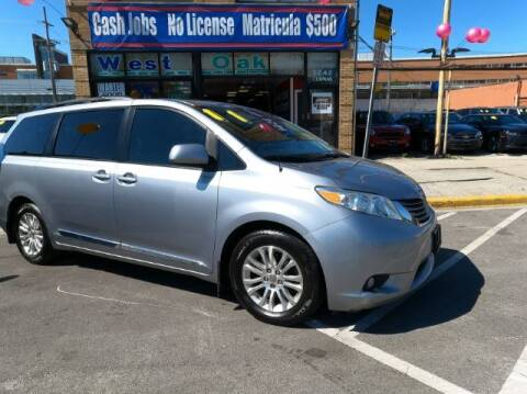 2011 Toyota Sienna for sale at West Oak in Chicago IL