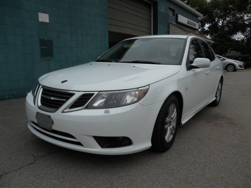 2011 Saab 9-3 Sport
