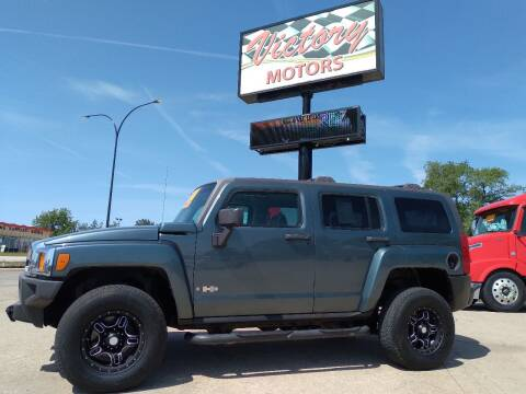 2006 HUMMER H3 for sale at Victory Motors in Waterloo IA