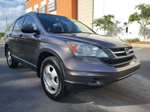 2011 Honda CR-V for sale at ELAN AUTOMOTIVE GROUP in Buford GA