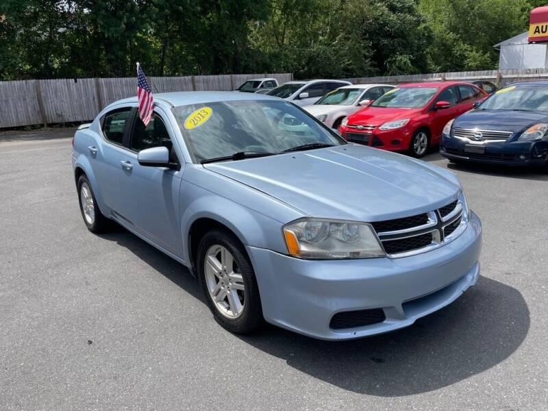 2013 Dodge Avenger for sale at Auto Revolution in Charlotte NC