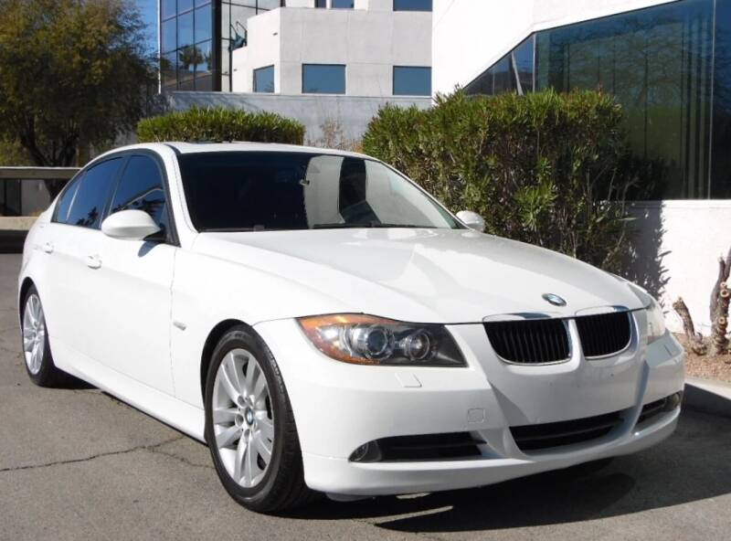 2007 BMW 3 Series for sale at Auction Motors in Las Vegas NV