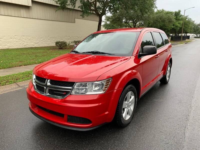 2013 Dodge Journey for sale at Presidents Cars LLC in Orlando FL