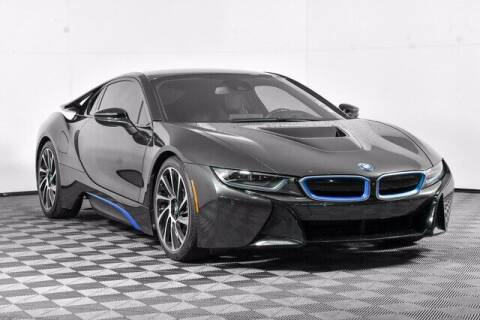 2016 BMW i8 for sale at Chevrolet Buick GMC of Puyallup in Puyallup WA