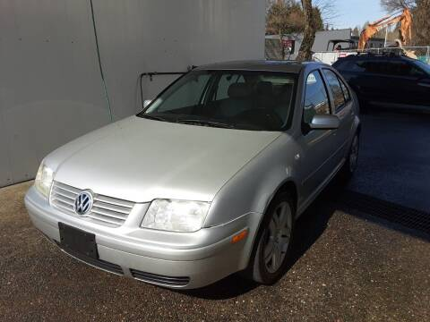 2001 Volkswagen Jetta for sale at METROPOLITAN MOTORS in Kirkland WA