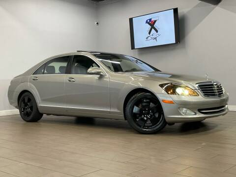 2007 Mercedes-Benz S-Class for sale at TX Auto Group in Houston TX